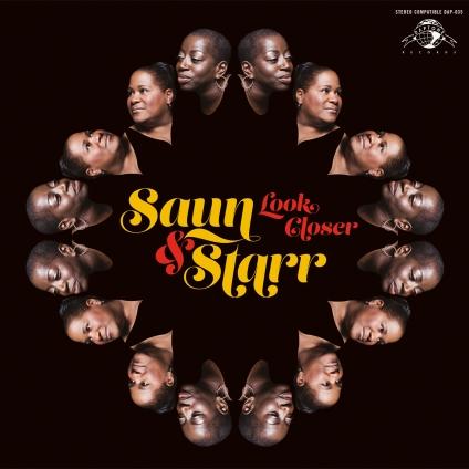 Saun & Starr Look CLoser