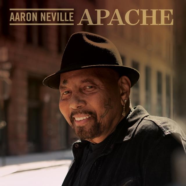 Aaron Neville_Apache_Cover