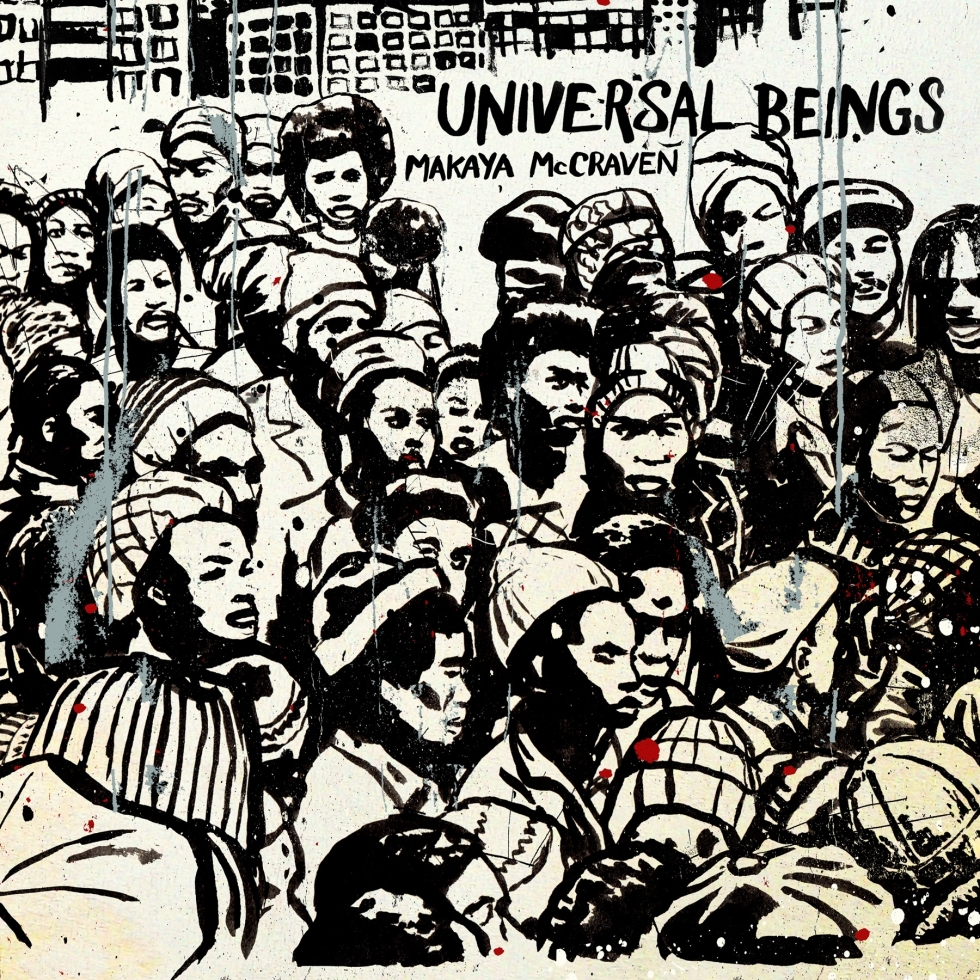 cover art IARC0022 Makaya McCraven - Universal Beings