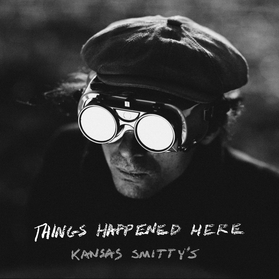 Things happened here-single