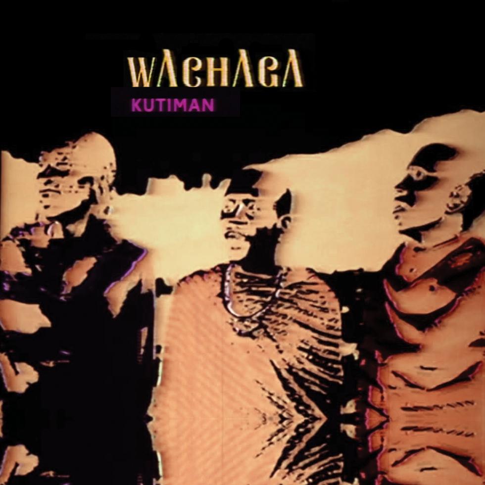 Wachaga front cover